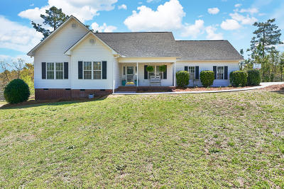 Whispering Pines Single Family Home Active/Contingent: 185 Dublin Court