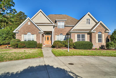 Whispering Pines Single Family Home For Sale: 15 Winding Trail