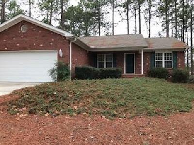 Pinehurst, Raleigh, Southern Pines Rental Leased: 2465 SW Longleaf Drive