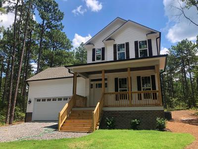 Southern Pines Single Family Home For Sale: 595 Clark Street