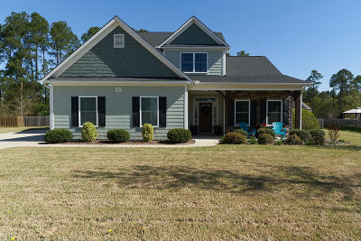 Whispering Pines Single Family Home Active/Contingent: 434 Goldenleaf Circle
