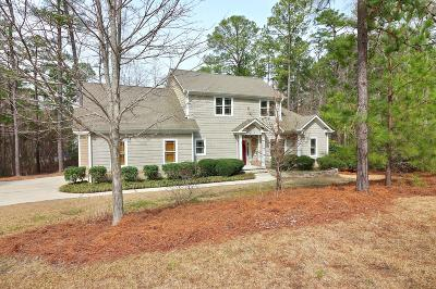 Pinehurst Single Family Home For Sale: 3 Canterbury Circle