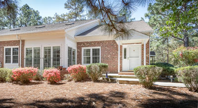 Pinehurst Condo/Townhouse Active/Contingent: 18 D Pinehurst Manor