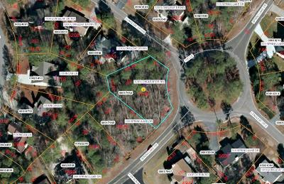 Pinehurst Residential Lots & Land Active/Contingent: 1220 NW Longleaf Drive