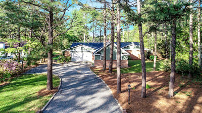 Whispering Pines Single Family Home For Sale: 4 Bogie Drive