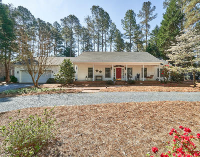 Whispering Pines Single Family Home Active/Contingent: 25 Birdie Drive