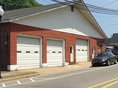 Commercial For Sale: 104 S McNeil Street