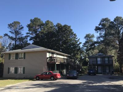 Moore County Multi Family Home Active/Contingent: 345 W Wisconsin Avenue