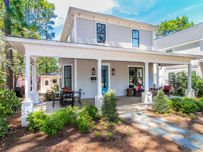 Southern Pines Single Family Home For Sale: 170 E Delaware Avenue