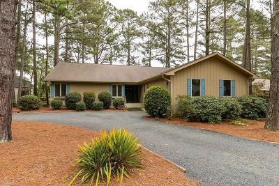 Pinehurst NC Single Family Home For Sale: $259,900