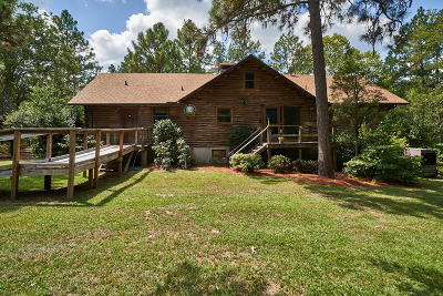 Jackson Springs Single Family Home For Sale: 992 Jackson Springs Road