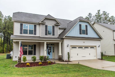 Single Family Home For Sale: 122 Longleaf Pine Way