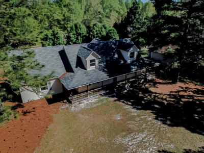 Whispering Pines Single Family Home For Sale: 1388 Rays Bridge Road