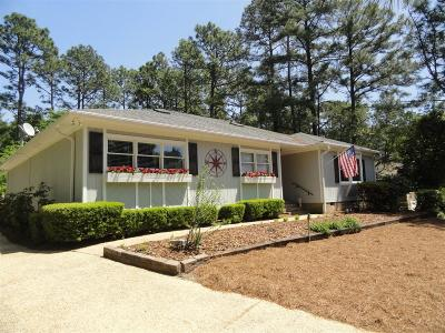 Pinehurst NC Single Family Home For Sale: $350,000