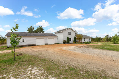 Cameron Single Family Home For Sale: 415 Sands Road