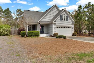 Pinehurst Single Family Home For Sale: 300 S Surry Circle Circle