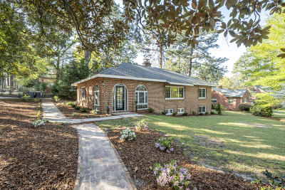 Southern Pines Single Family Home For Sale: 105 S May Street