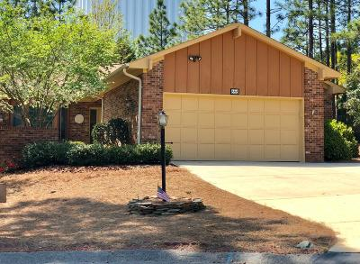 Southern Pines Condo/Townhouse For Sale: 656 Redwood Drive