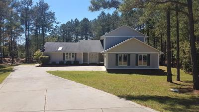 Single Family Home Active/Contingent: 239 Lotus Lane