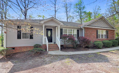 Single Family Home Active/Contingent: 5140 Cardinal Circle
