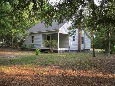 Moore County Rental For Rent: 125 Woods Road