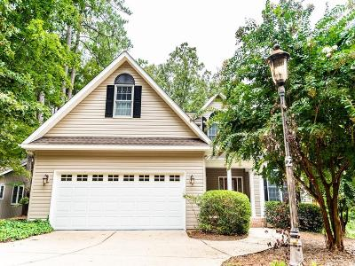 Single Family Home For Sale: 6090 Dunes Drive