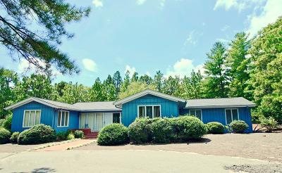 Pinehurst Single Family Home For Sale: 10 Linville Drive