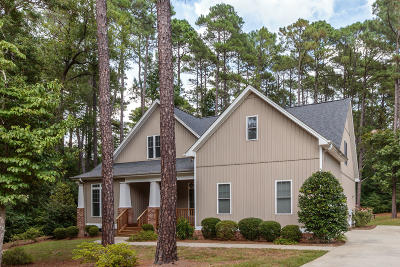 Whispering Pines Single Family Home For Sale: 10 Goldenrod Drive