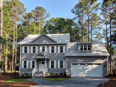 Pinehurst Single Family Home For Sale: 1 Cedar Court