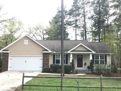 Pinehurst Single Family Home For Sale: 155 Juniper Lake Road