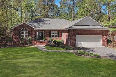 Pinehurst NC Single Family Home For Sale: $380,000