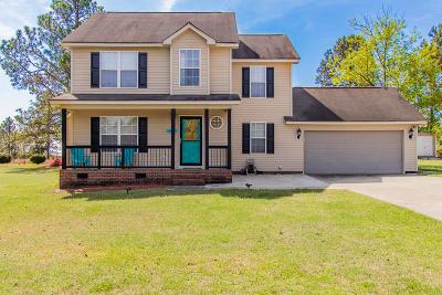 Cameron Single Family Home For Sale: 461 Ponderosa Trail