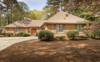 Pinehurst NC Single Family Home Active/Contingent: $265,000