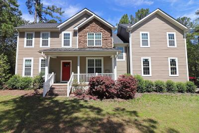 Vass Single Family Home Active/Contingent: 344 Moss Pink Drive