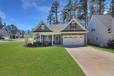 Legacy Lakes Single Family Home For Sale: 174 Moultrie Lane