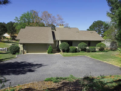 West End, Seven Lakes Single Family Home For Sale: 174 Overlook Drive