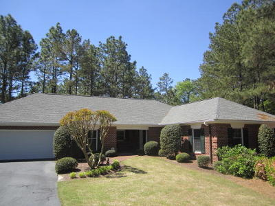 Southern Pines Condo/Townhouse For Sale: 7 Ravenel Court