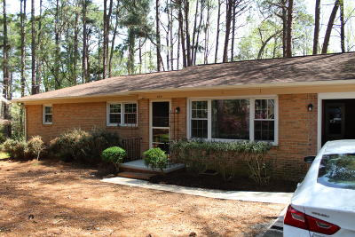 Southern Pines Rental For Rent: 435 Midland Road