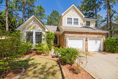 Pinehurst NC Single Family Home For Sale: $245,000