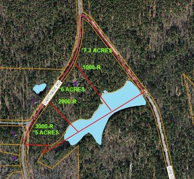 Residential Lots & Land For Sale: 4115 Carthage Road