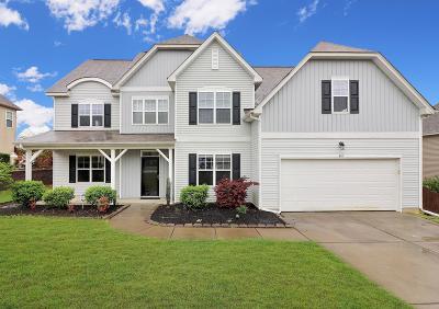 Single Family Home For Sale: 443 Highgrove Drive