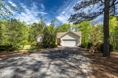 Carthage Single Family Home Active/Contingent: 133 Edinburgh Drive