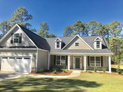 Southern Pines Single Family Home For Sale: 920 Central Drive