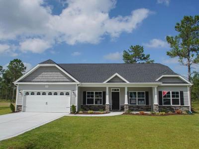 Moore County Single Family Home For Sale: 822 Winston Pines Drive
