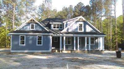 Whispering Pines Single Family Home For Sale: 170 Tucker Road