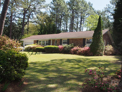 Whispering Pines Single Family Home Active/Contingent: 65 Pine Ridge Drive