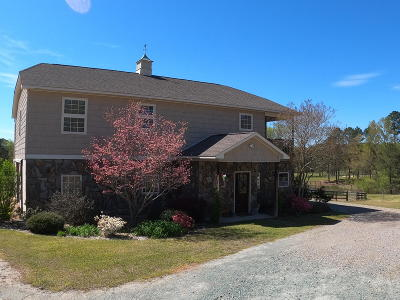 Carthage Farm For Sale: 217 Retriever Lane