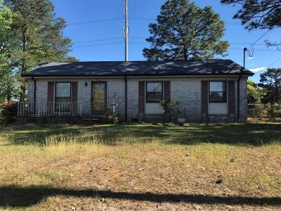 Fayetteville Single Family Home For Sale: 4123 Glenridge Road