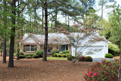 Whispering Pines Single Family Home Active/Contingent: 3 Fly Rod Lane