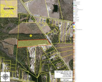 Residential Lots & Land Active/Contingent: Calloway Road #Lot 3
